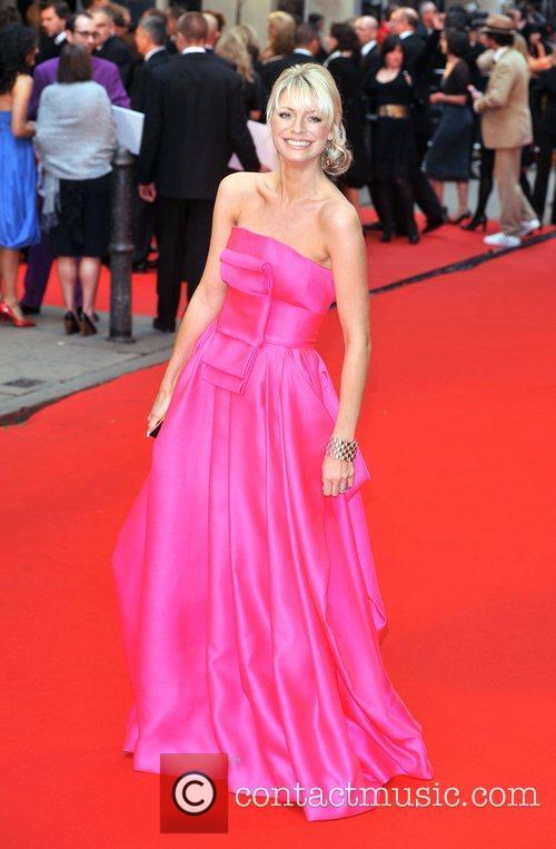 Tess Daly British Academy Television Awards (BAFTA) at...