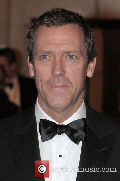 Hugh Laurie and British Academy Film Awards 2008 1