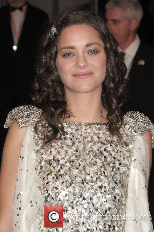 Marion Cotillard and British Academy Film Awards 2008 8