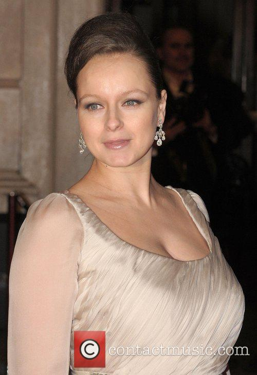 Samantha Morton and British Academy Film Awards 2008 6