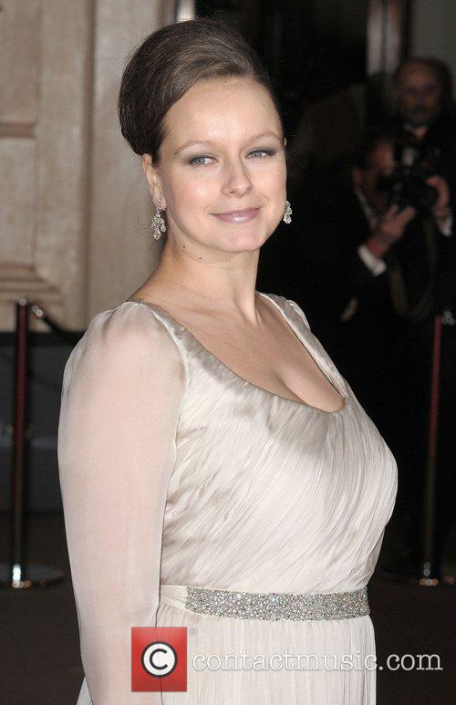 Samantha Morton and British Academy Film Awards 2008 5