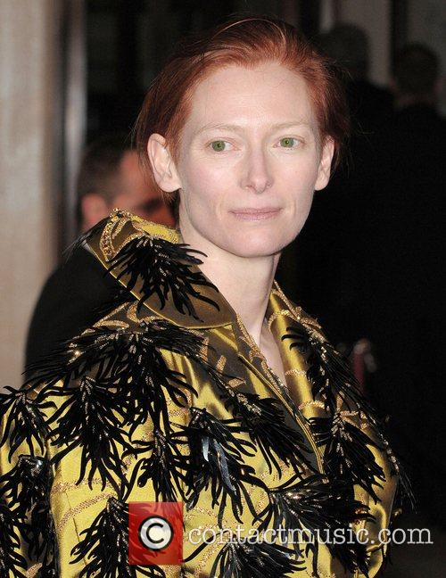 Tilda Swinton and British Academy Film Awards 2008 7
