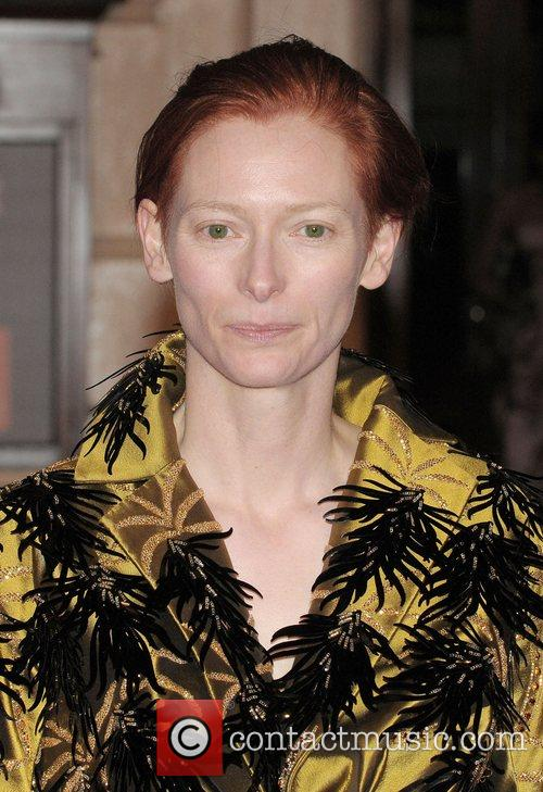Tilda Swinton and British Academy Film Awards 2008 1