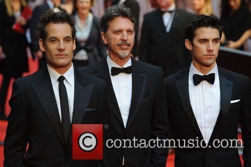 Adrian Pasdar, Milo Ventimiglia British Academy Television Awards...