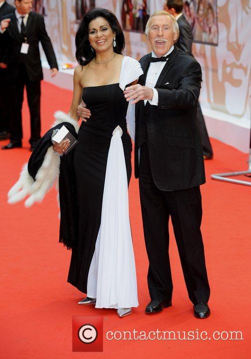 Bruce Forsyth British Academy Television Awards (BAFTA) at...