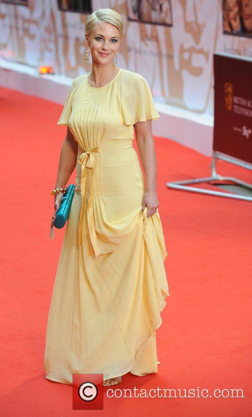 Guest British Academy Television Awards (BAFTA) at the...