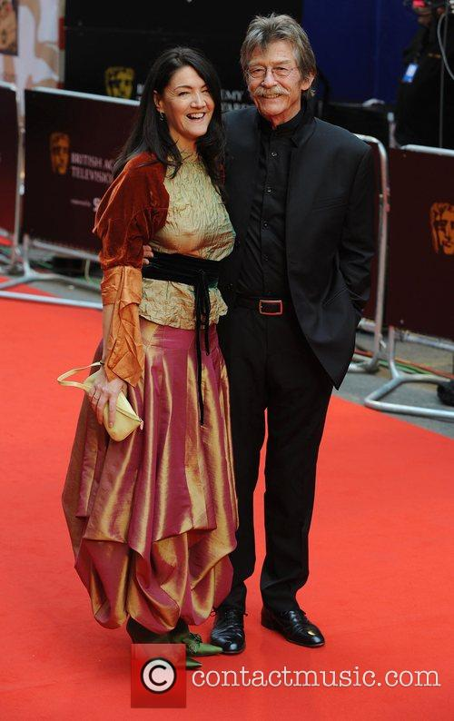 John Hurt British Academy Television Awards (BAFTA) at...