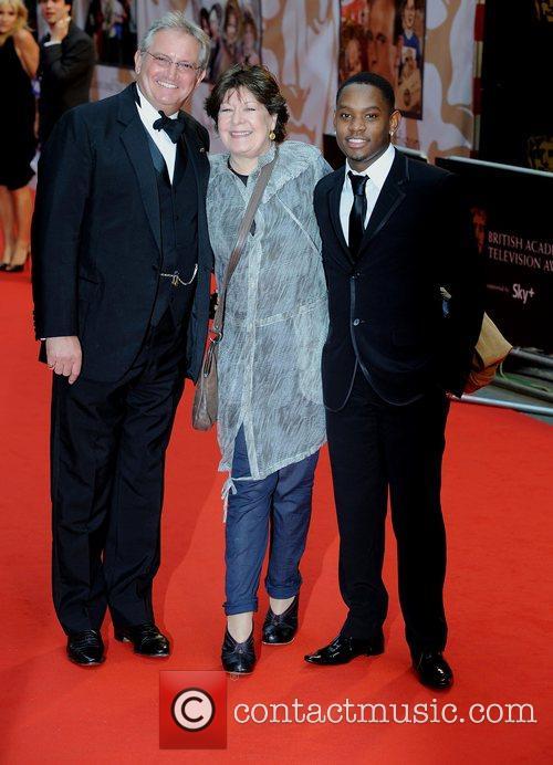 Guests British Academy Television Awards (BAFTA) at the...