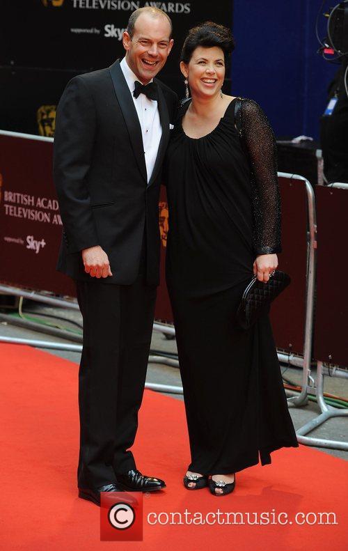 Kirstie Allsopp and Phil Spencer British Academy Television...