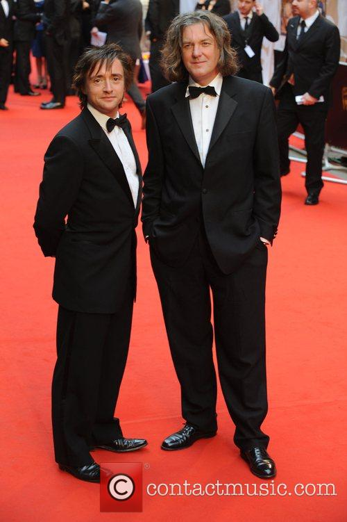 Richard Hammond British Academy Television Awards (BAFTA) at...
