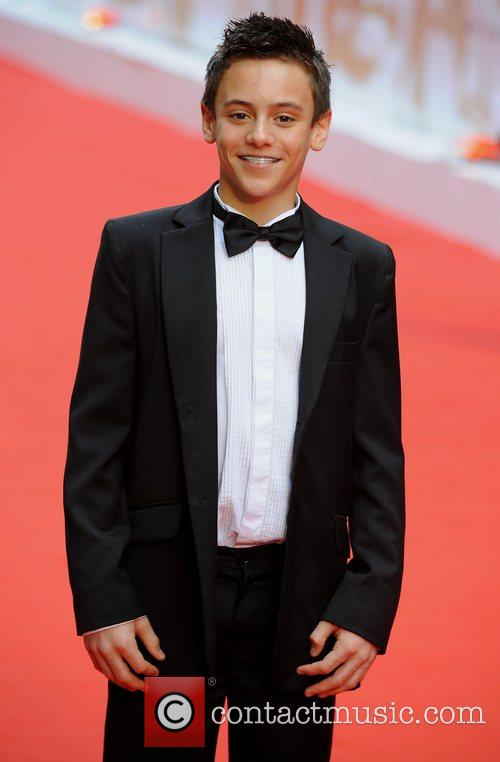 Tom Daley British Academy Television Awards (BAFTA) at...