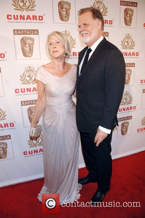 Helen Mirren and Taylor Hackford 1