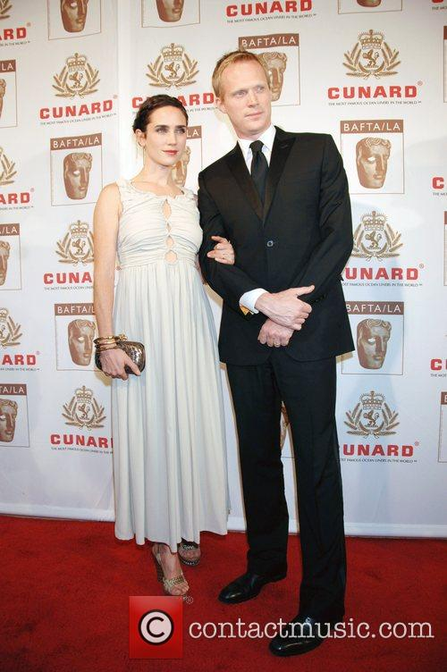 Jennifer Connelly, Paul Bettany, Bafta