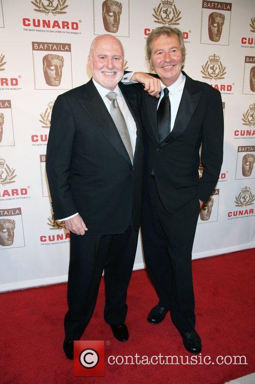 Robert Shaye and Michael Lynne