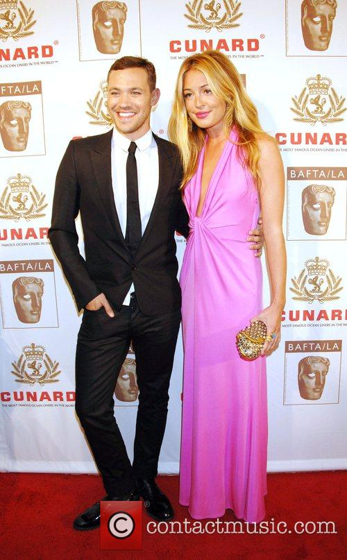 Cat Deeley and Will Young 5