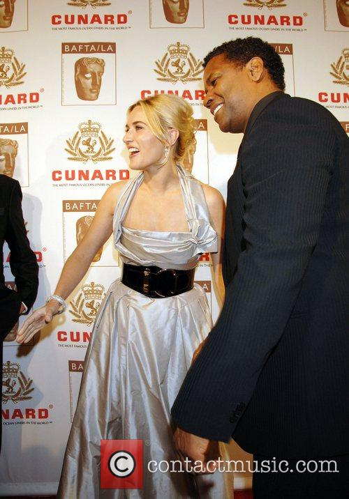 Denzel Washington and Kate Winslet 4
