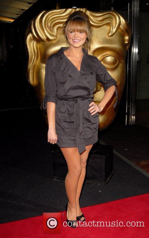 Kara Tointon British Academy Children's Awards 2007...