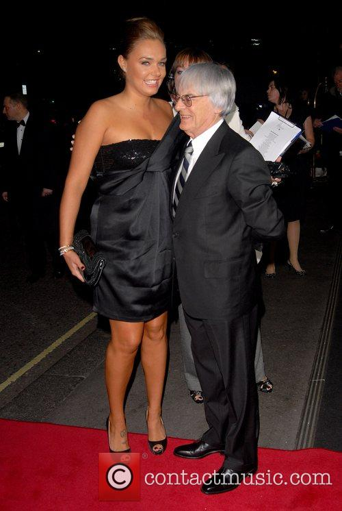 Tamara Ecclestone and Bernie Ecclestone 4