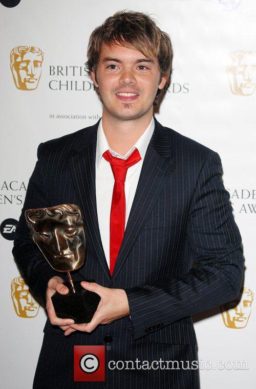 Barney Harwood British Academy Children's Awards 2007...