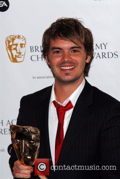 Barney Harwwod 12th British Academy Children's Awards 2007...