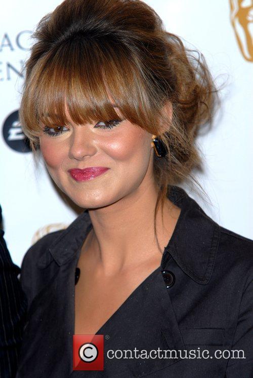Kara Tointon 12th British Academy Children's Awards 2007...