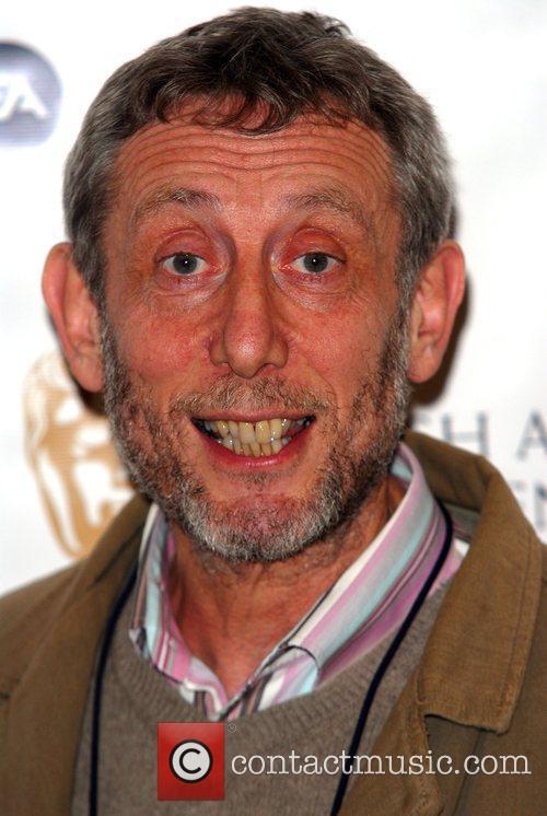 Michael Rosen 12th British Academy Children's Awards 2007...