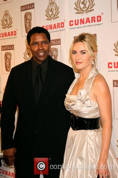 Denzel Washington and Kate Winslet 7