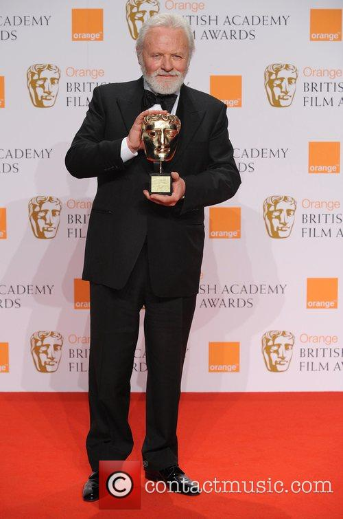 Anthony Hopkins The Orange British Academy Film Awards...