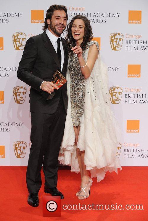 The Orange British Academy Film Awards - Press...
