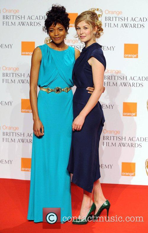 Naomi Harris and Rosamund Pike 2