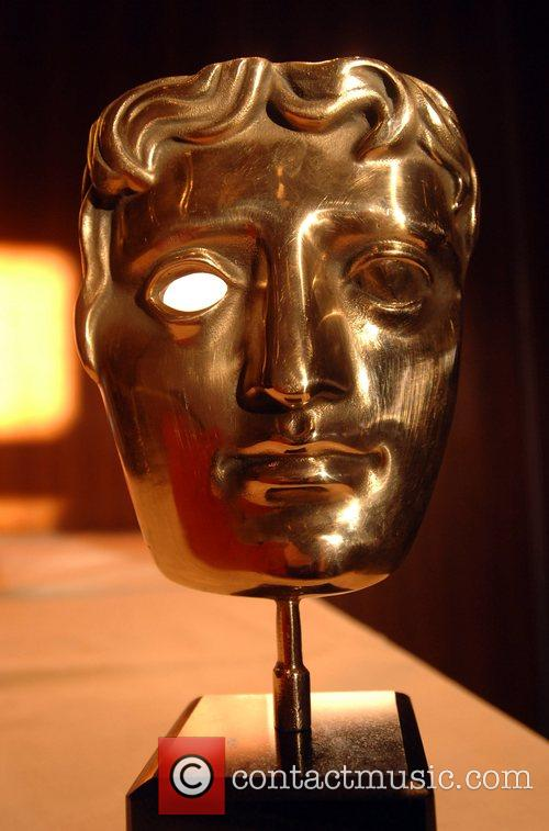 BAFTA statuette The Orange British Academy Film Awards...