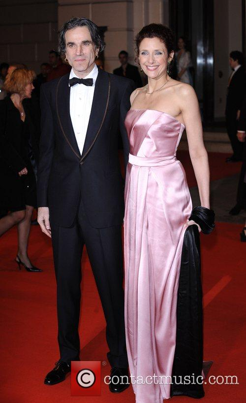 Daniel Day Lewis and Rebecca Miller 4