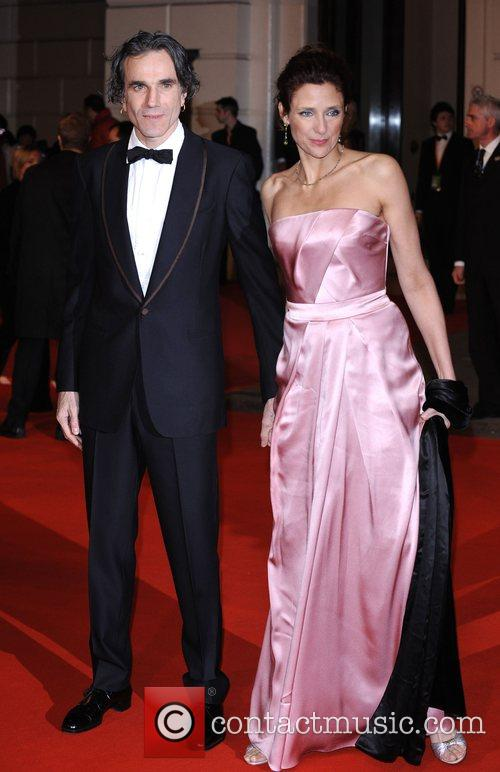 Daniel Day Lewis and Rebecca Miller 3