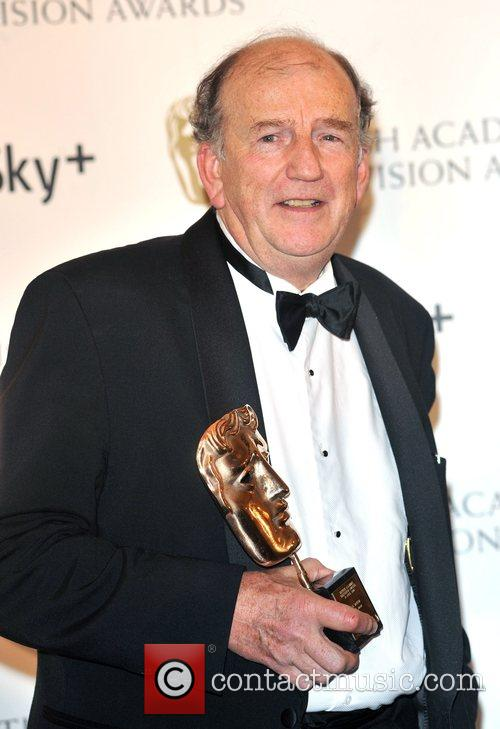 Paul Watson  poses with the Special Award...