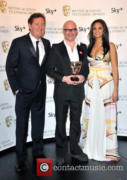 Piers Morgan, Harry Hill and Alesha Dixon...