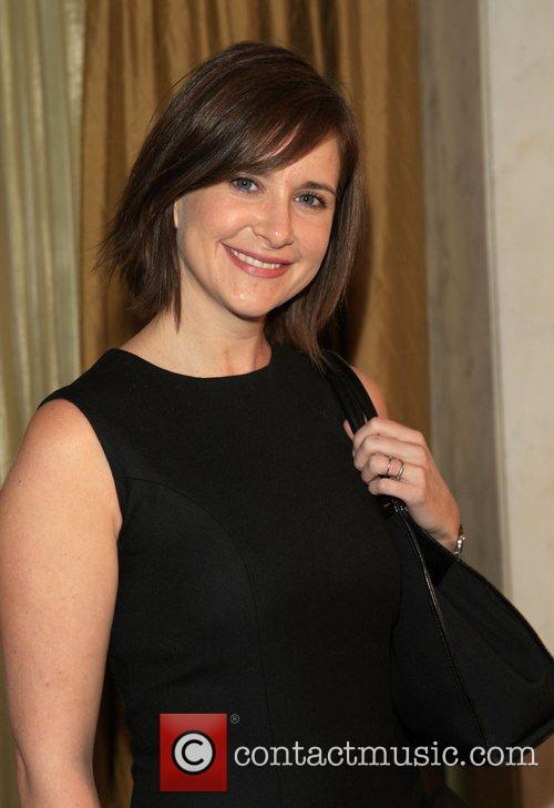 Kellie Martin Hollywood Bag Ladies Lupus Luncheon benefit...