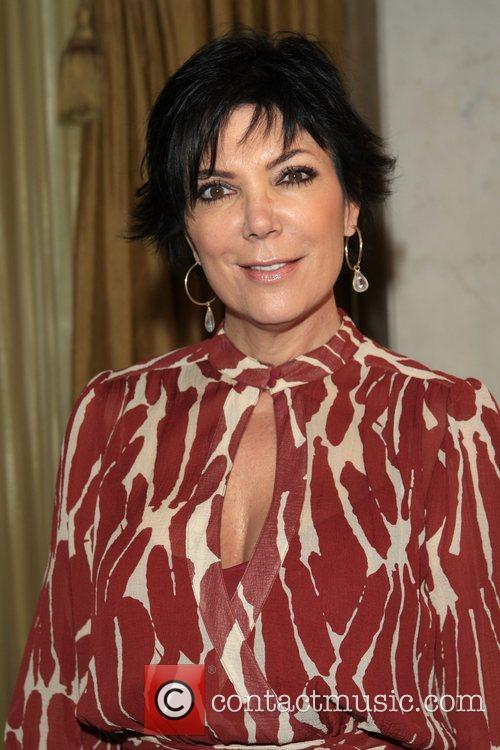Kris Jenner Hollywood Bag Ladies Lupus Luncheon benefit...
