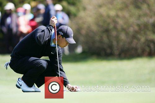 Anthony Kim The Ballentine Championship held in The...