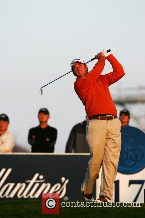 Graeme McDowell The Ballentine Championship held in The...