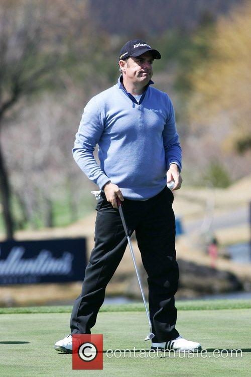 Paul McGinley The Ballentine Championship held in The...