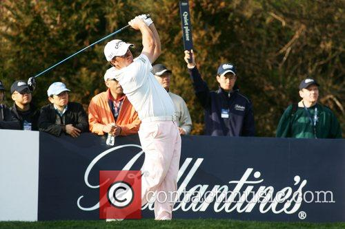The Ballentine Championship held in The Pinx Golf...