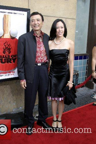 James Hong and His Daughter April Hong 4