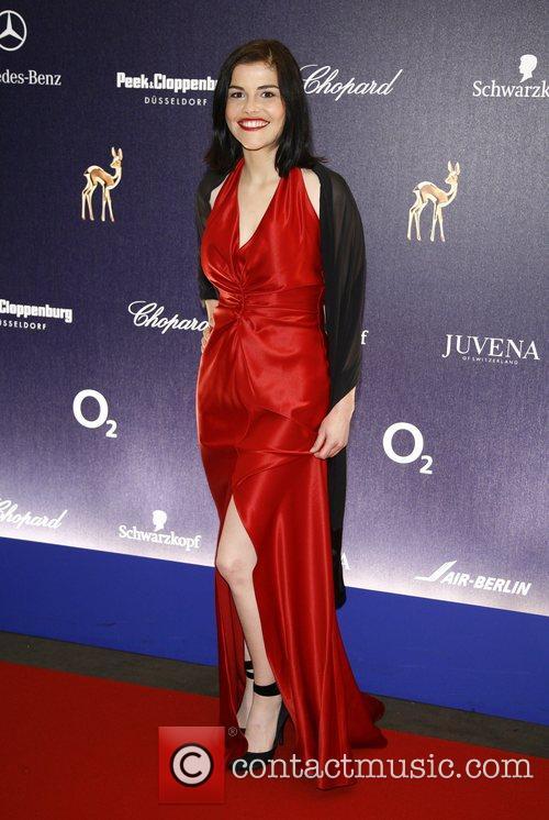 Katahrina Wackernagel 59th Bambi Awards at Congress Center...