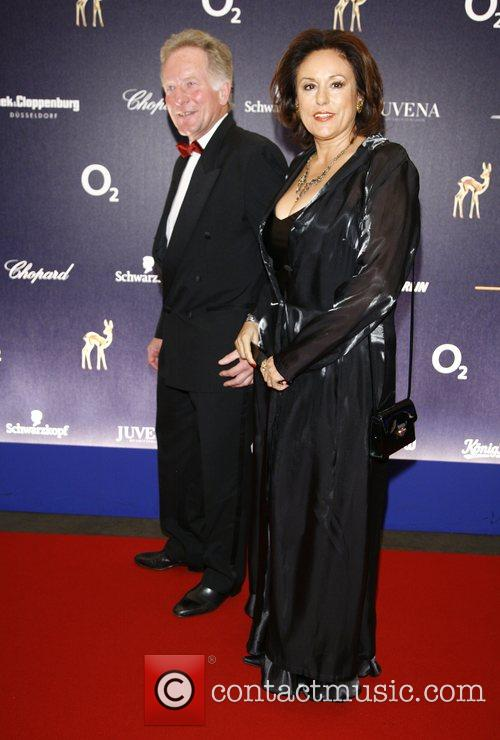 Monika Piel, guest 59th Bambi Awards at Congress...