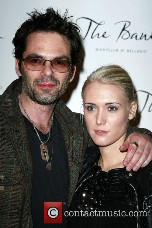 Billy Burke and Pauliana Rose The Bank Night...