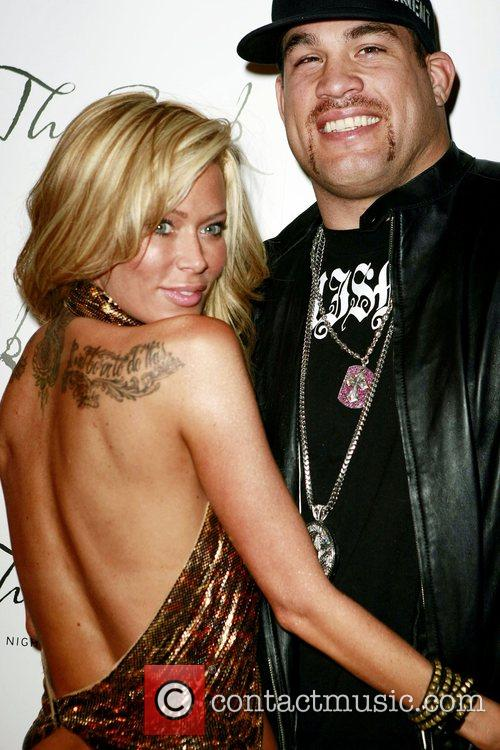 Jenna Jameson and Tito Ortiz The Bank Night...