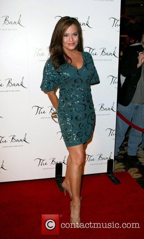 Robin Meade The Bank Night Club Grand Opening...
