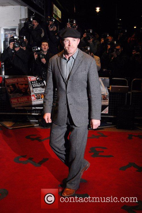 UK premiere of 'The Bank Job' held at...