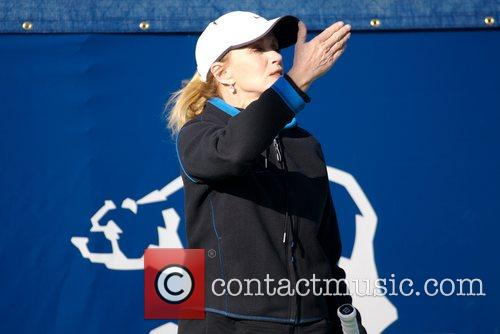 Donna Mills Bank of the West Pro-Celebrity Tennis...