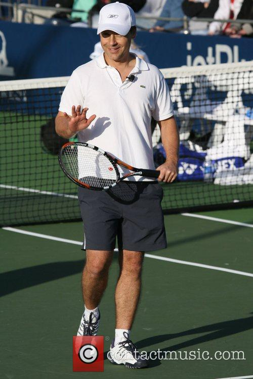 Bank of the West Pro-Celebrity Tennis Classic -...